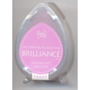 Brilliance ink - Pearlescent Orchid